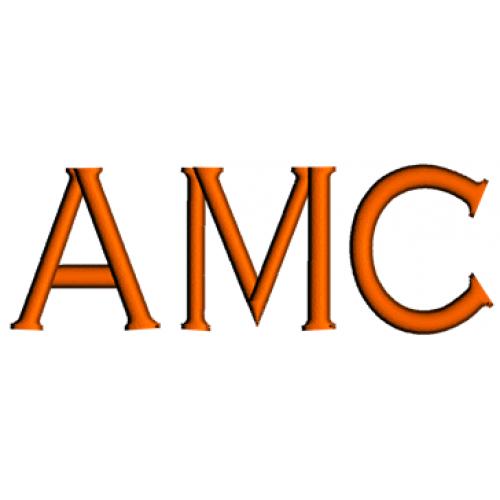 Basic Monogram Machine Embroidery Font